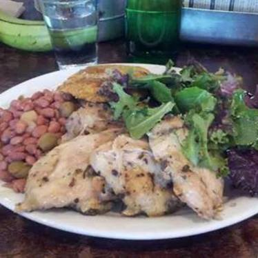 POLLO AL HORNO at Sol Food Puerto Rican Cuisine
