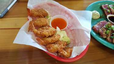 Coconut Shrimp at Coconut's Fish Cafe