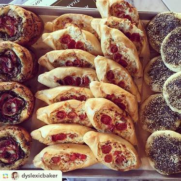 Turkish pastries at Sofra Bakery & Cafe