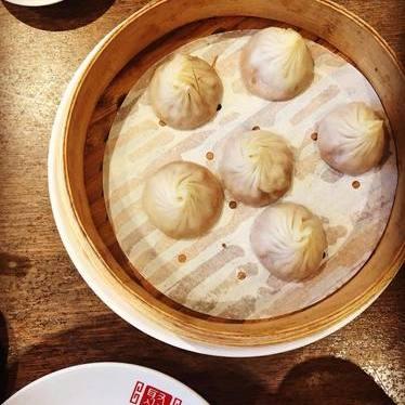 Dumplings at Dinesty Dumpling House 聚