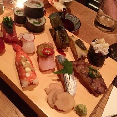 Sushi at UNI